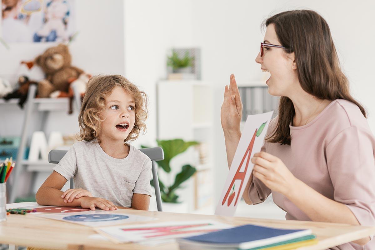 Speech & Language Pathologist